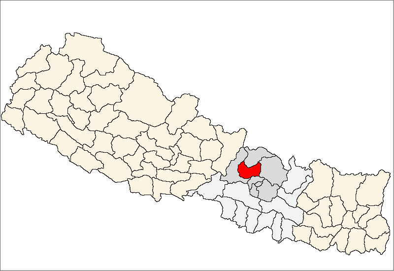 Nuwakot_district_location