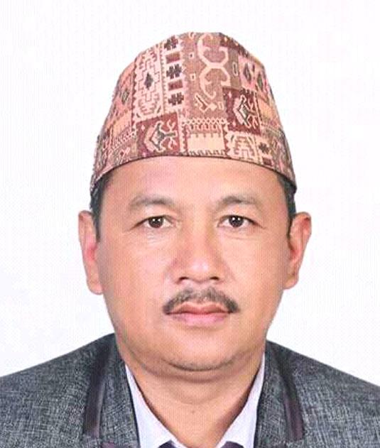 Shantaman Tamang graphic