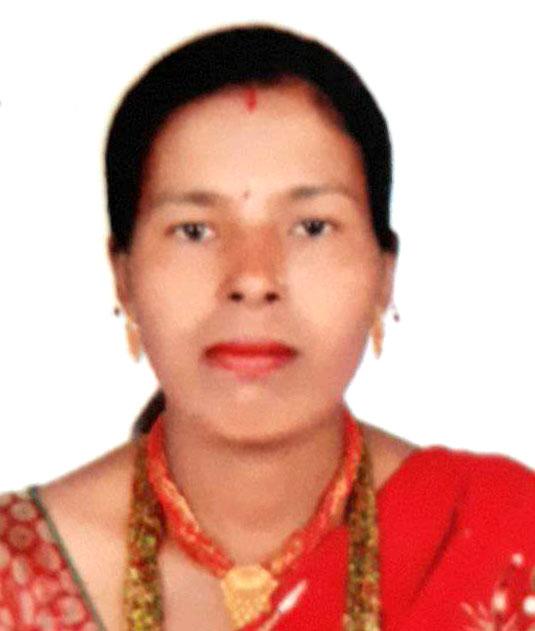 Apshara Thapa graphic